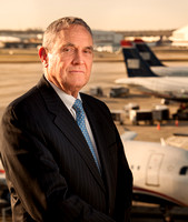 Jerry Orr, Director Charlotte-Douglas International Airport, 2013