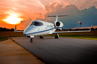Learjet 60, Aviation Broker Photography
