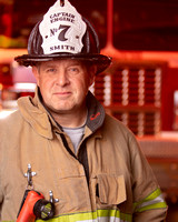 Captain Smith, CFD for NoDa News