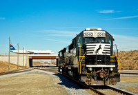Norfolk Southern Intermodal Facility