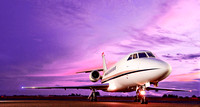 Dassault Falcon 2000, Aviation Broker Photography